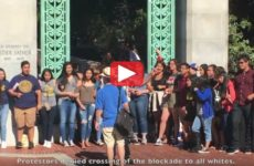 ALERT: Liberal SCUMBAGS Storm College Campuses Screaming THIS, It's NOT What You Think…