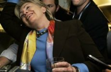 BREAKING: Turns Out Hillary Is A BIGGER DRUNK Than We Expected… Check Out These Leaked Documents [VID]