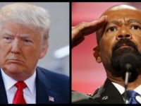 BREAKING: Trump Meets With Sheriff Clarke About Becoming Our Next Head Of…