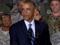 During FAREWELL ADDRESS To Armed Forces, Obama DEMANDS Troops Do The UNTHINKABLE To Trump
