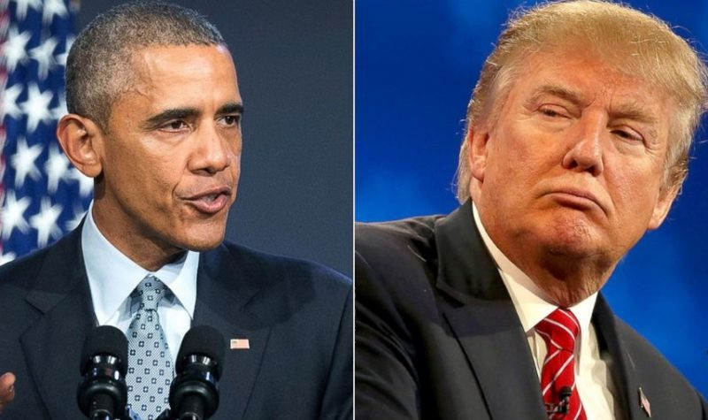 JUST IN: Obama Makes SHOCK Announcement After Trump Issues…