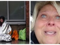 God Tells Woman To Buy Homeless Man Bananas, Seconds Later She Knows EXACTLY Why…
