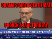 Obama's Fake Birth Certificate Heading To Congress… Here's What We Know