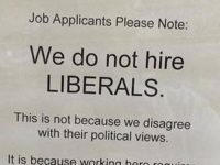 """HILARIOUS! The Best """"Help Wanted"""" Sign Of ALL TIME!"""