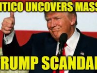 BREAKING: Day Before Christmas, Politico Uncovers MASSIVE Trump Scandal- There's Just One HUGE Problem…