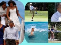 We Just Tallied Up The ASTRONOMICAL Amount Of Tax-Dollars Spent On Obama's Vacations… It's WORSE Than We Thought