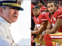 Admiral Gets STANDING OVATION At Pearl Harbor After Taking EPIC Shot At SJW Colin Kaepernick