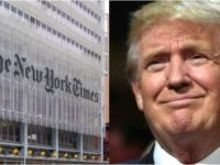 JUST IN: New York Times Reveals Why They Just Cleared 8 Floors Of Their Building, Leaves Employees In Shock
