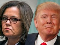 Liberal DINGBAT Rosie O'Donnell Takes To Twitter And Says This About Trump- Proves She Has LOST HER MIND