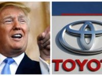 BREAKING: Just Minutes After Toyota Announces They Are Building Plant In Mexico- LOOK What Happens