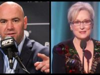 JUST IN: President Of UFC Fires Back At Meryl Streep… This Is BRUTAL