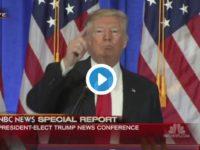BREAKING: Trump Declares WAR On CNN [VIDEO]