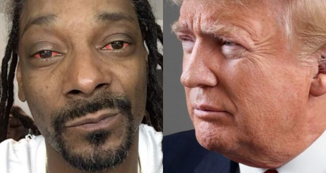 Rapper Snoop Dogg Just THREATENED Any Celebrity That Supports Trump- THROW HIM IN PRISON NOW