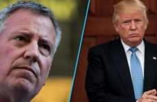 JUST IN: De Blasio Makes SICK Move To TRASH Trump- New Yorkers TICKED