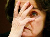 Lunatic Protesters SURROUND Diane Feinstein's Home, She's FREAKING Out