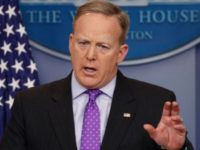 BREAKING: Sean Spicer Just Dropped WIRETAPPING Bomb In The Middle Of Today's Press Conference [WATCH]