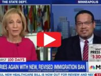 WATCH: Muslim Democrat Says The UNTHINKABLE Live On NATIONAL T.V.- This Is Pure EVIL