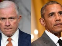 HELL YEAH! Jeff Sessions Just SMACKED Obama Right In The FACE! Liberals Are FREAKING OUT