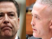 BREAKING: James Comey PANICS After Trey Gowdy Asks Him The One Question He Can't Ignore