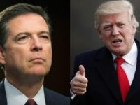 HELL YEAH! Trump Just Got AWESOME News From Comey After Congressional Hearing- Report