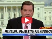 WATCH: Eric Bolling Points Out What Paul Ryan Did To President Trump That NO ONE Is Talking About