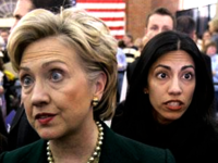 Huma Abedin Just Got BUSTED For What She Did DURING The Election- Hillary In PANIC Mode