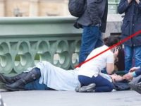 Internet ERUPTS After Seeing Muslim Woman's SICK Move RIGHT Next To London Terror Victim