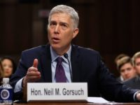 BREAKING: Senate Dems Take SICK Action On Gorsuch RIGHT Before Confirmation Vote