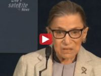 Internet ERUPTS After Everyone Hears What SCOTUS Ginsburg Just Said, People Questioning HEALTH (VIDEO)