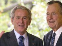 BREAKING: George Bush HOSPITALIZED