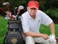 Liberals FREAK Learning Special 'Gift' President Trump Carries In His GOLF BAG… While Playing