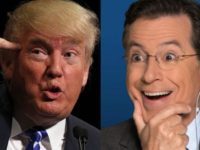 BOOM: President Trump Just TRASHED The Hell Out Of LIBERAL SCUMBAG Stephen Colbert- You Will LOVE This