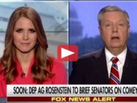 Lindsey Graham Just Dropped A Hillary Clinton BOMBSHELL Live On National Television [WATCH]