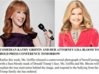 BREAKING: Kathy Griffin To Address The Nation Any Minute Now- HUGE ANNOUNCEMENT