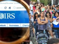 ALERT: IRS Now Giving Illegal Aliens Tax Credits