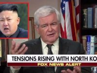 ALERT: Newt Gingrich Reveals The REAL Threat From N. Korea- It's Not NUKES