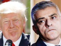 BOOM! President Trump Just Gave Muslim London Mayor BAD NEWS