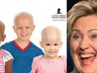 Hillary's Right Hand Man Just Took SICK Action To Take Away MILLIONS Of Dollars From Children With CANCER