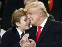 BOOM! After Liberals SLAM Barron Trump In Disgusting Attack- He Just Got AWESOME News!