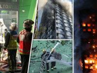 London Fire: Death Toll Rises To 12 After Apartment Building Engulfed In Flames