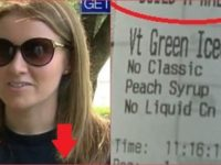 WHOA! Woman Gets Big SURPRISE On Receipt After Everyone Sees What's On Her Chest