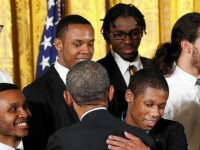 OBAMA GIVES $200 MILLION TO BOYS OF COLOR, WHITES NEED NOT APPLY!