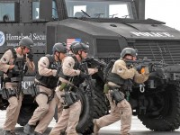 HAS THE DEPT. OF HOMELAND SECURITY BECOME AMERICA'S STANDING ARMY?
