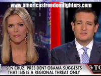 [WATCH] CRUZ ON OBAMA'S ISIS SPEECH-'LEADING FROM BEHIND' HAS SET THE WORLD ON FIRE!