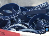 HOLDER ORDERS POLICE-STOP WEARING BRACELETS SUPPORTING WHITE OFFICER!