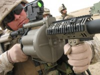 THE PENTAGON IS GIVING GRENADE LAUNCHERS TO CAMPUS POLICE!