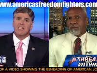 [WATCH] HANNITY'S EXPLOSIVE INTERVIEW WITH MUHAMMED SIDDEQ!