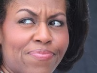 MICHELLE OBAMA: AMERICANS 'TAKE FOR GRANTED' HOW MUCH BARACK HAS IMPROVED US!