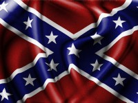 STUDENTS 'DISCIPLINED' FOR DISPLAYING CONFEDERATE FLAG AT FOOTBALL GAME!