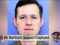 ***BREAKING NEWS!*** PA Manhunt Suspect Eric Frein Captured!